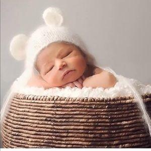 Other - Cashmere Infant Hat 0-3 months